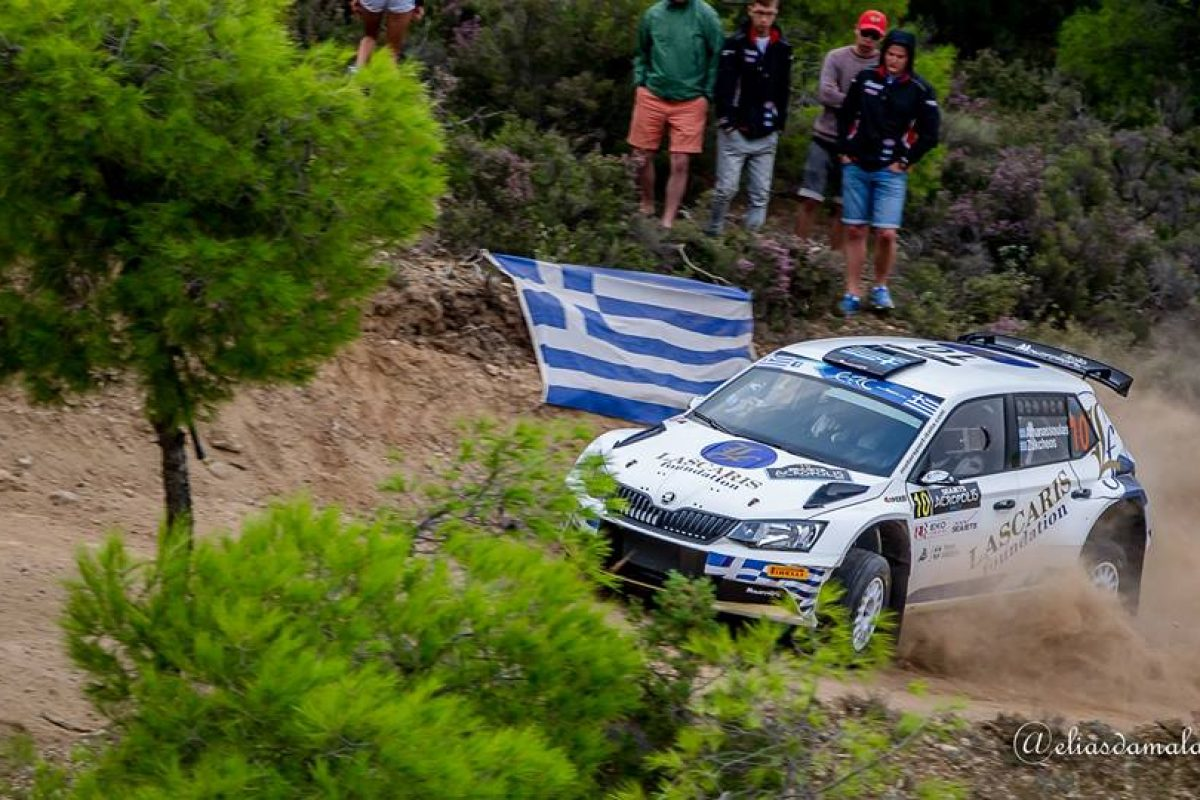 Seajets Rally Acropolis 2016: Όλοι οι πρωταγωνιστές θα είναι εδώ!