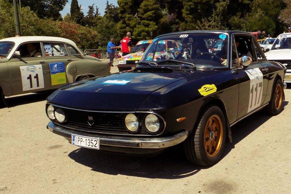 Historic Rally of Greece 2016: Δεύτερη μέρα – Αποτελέσματα Regularity