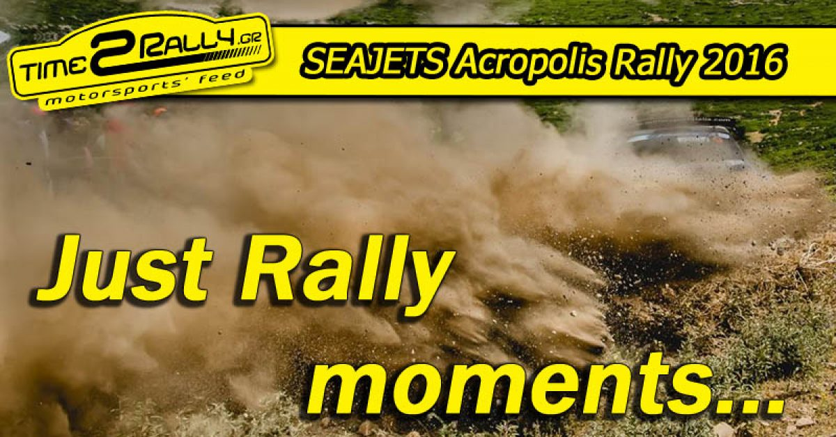 SEAJETS Acropolis Rally Moments…