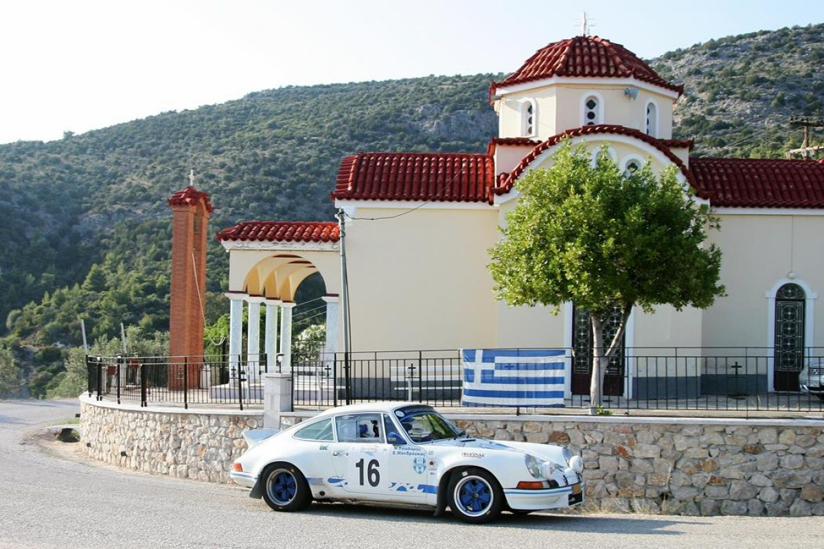 Historic Rally of Greece 2016: Περιγραφή 2ης μέρας – Αποτελέσματα Sporting