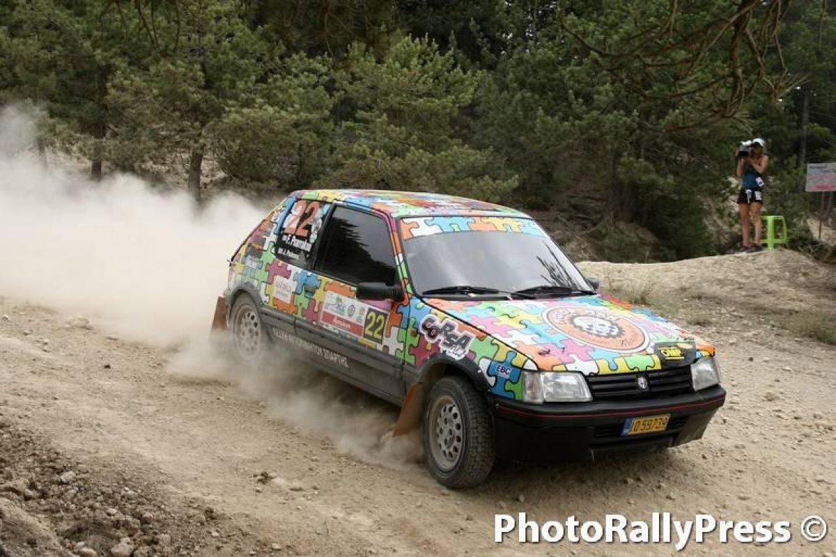 37o Rally Sprint Κορίνθου: Μπαντούνας – Σούκουλης δεν άφησαν κανένα περιθώριο στους αντιπάλους τους!