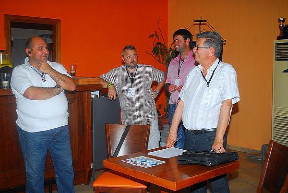 Συνάντηση Α.Ο.Θ. με Μ.Μ.Ε. και Τοπικούς Άρχοντες