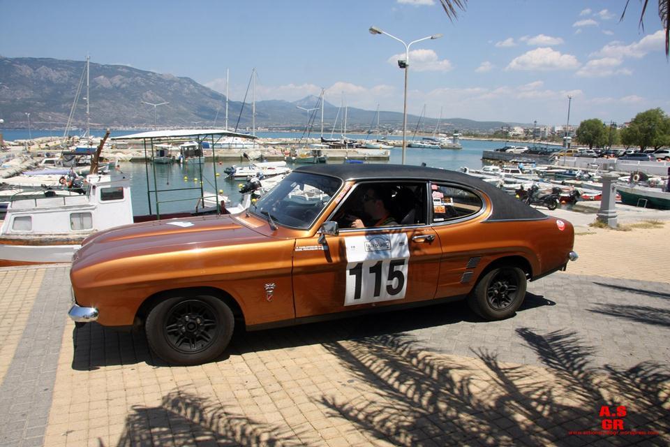 115 historic rally of greece regularity