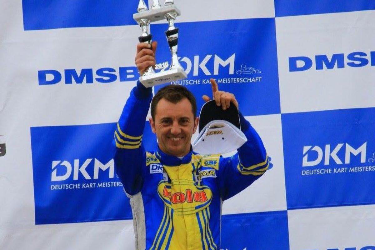 Karting: Η συνέντευξη με τον κορυφαίο Ιταλό οδηγό Davide Fore