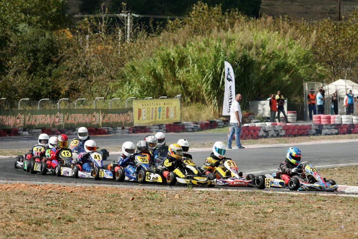Ολοκληρώθηκε το Πανελλήνιο Πρωτάθλημα Karting 2016