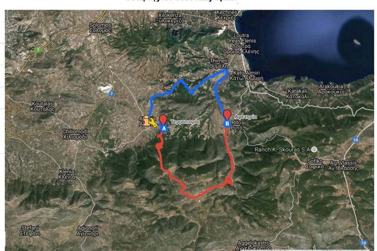 """36ο Rally Sprint Κορίνθου : Οδηγός για να """"πας"""" στον αγώνα!"""