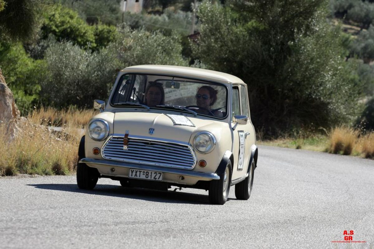Attica Regularity Rally 2016: Αποτελέσματα