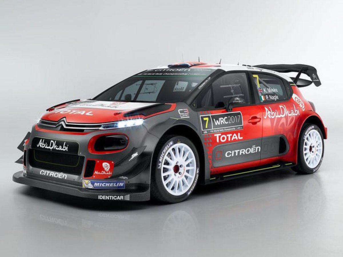 Οι οδηγοί και τα αυτοκίνητα του WRC 2017