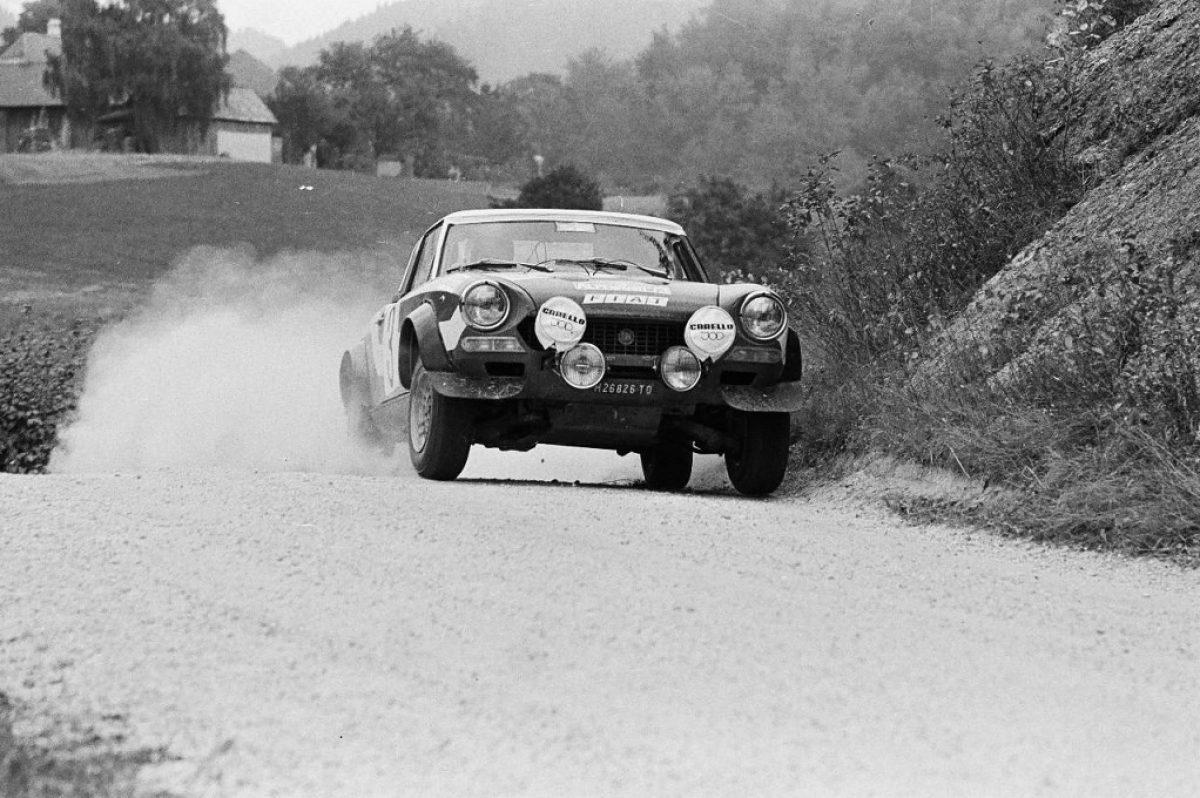 Fiat 124 Rally Abarth ένα καινούργιο αγωνιστικό ή μάλλον όχι;