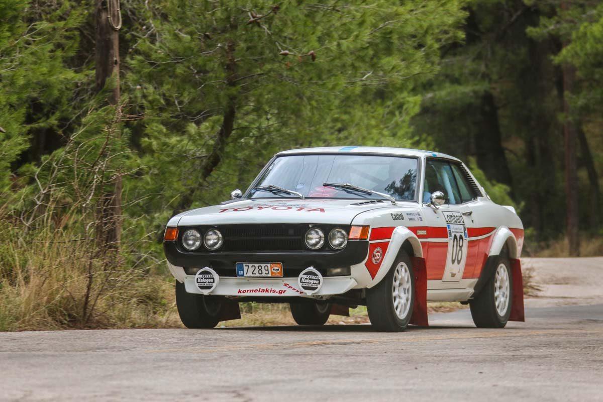 Με επιτυχία στέφθηκε το 1ο Classic Rally Νέας Φιλαδέλφειας-Νέας Χαλκηδόνας!