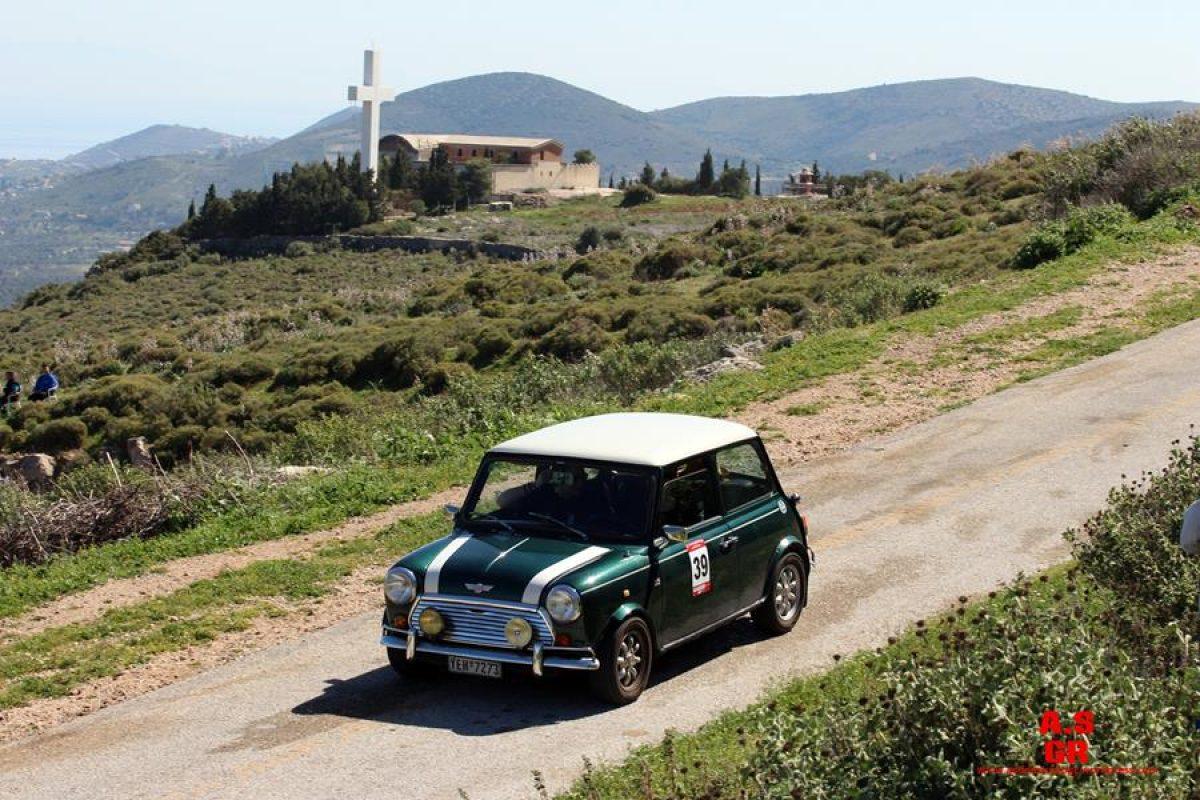"Microcars Ράλλυ Ανοίξεως 2017 Regularity Rally Sprint ""ΒΑΣΩ ΠΑΡΑΣΤΑΤΙΔΟΥ""|Αποτελέσματα"