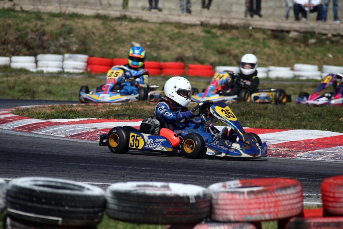 1ος Γύρος Πανελλήνιου Πρωταθλήματος Karting: Αποτελέσματα