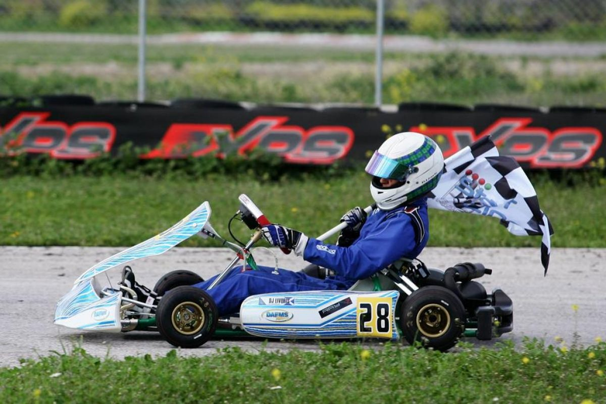 1ος Γύρος Rotax Max Challenge: Αποτελέσματα