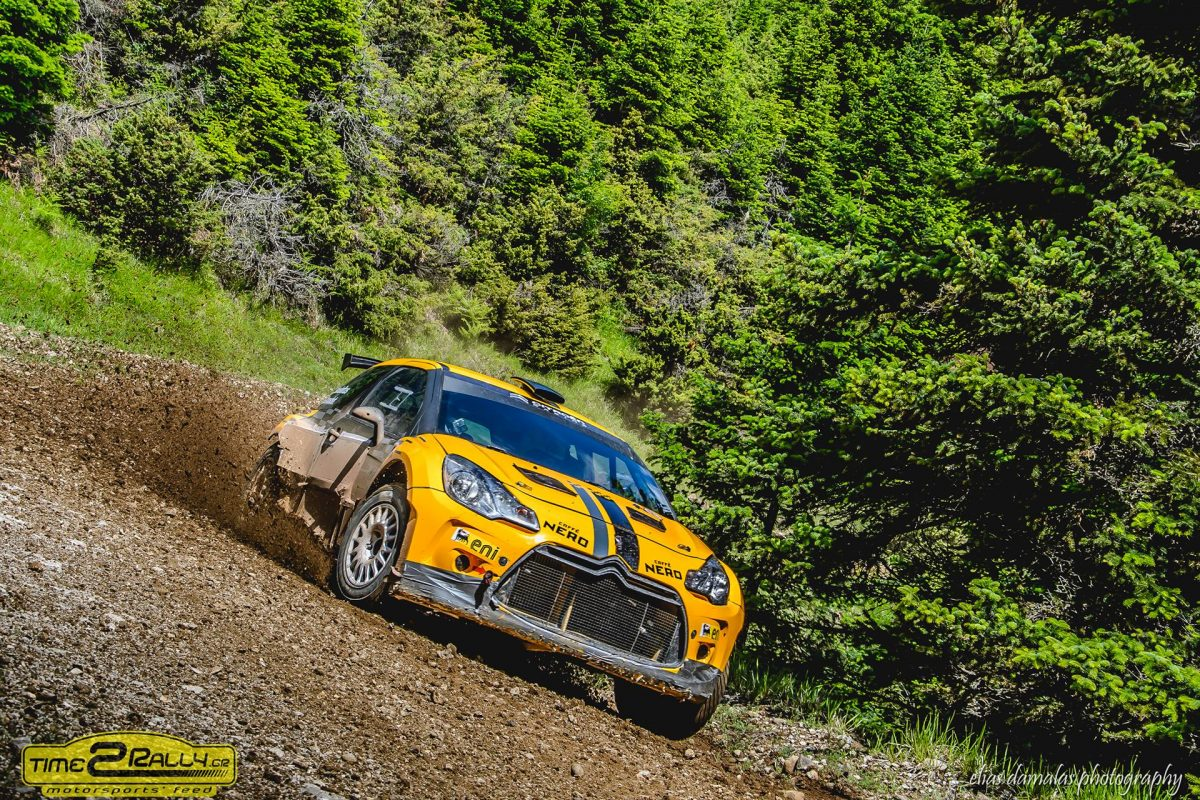 SEAJETS Rally Acropolis 2017… Δοκιμές