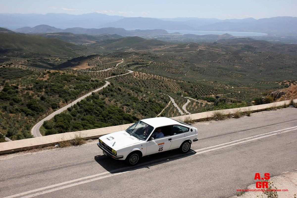 To 1ο Hellenic Regularity Rally ανήκει στην ιστορία…