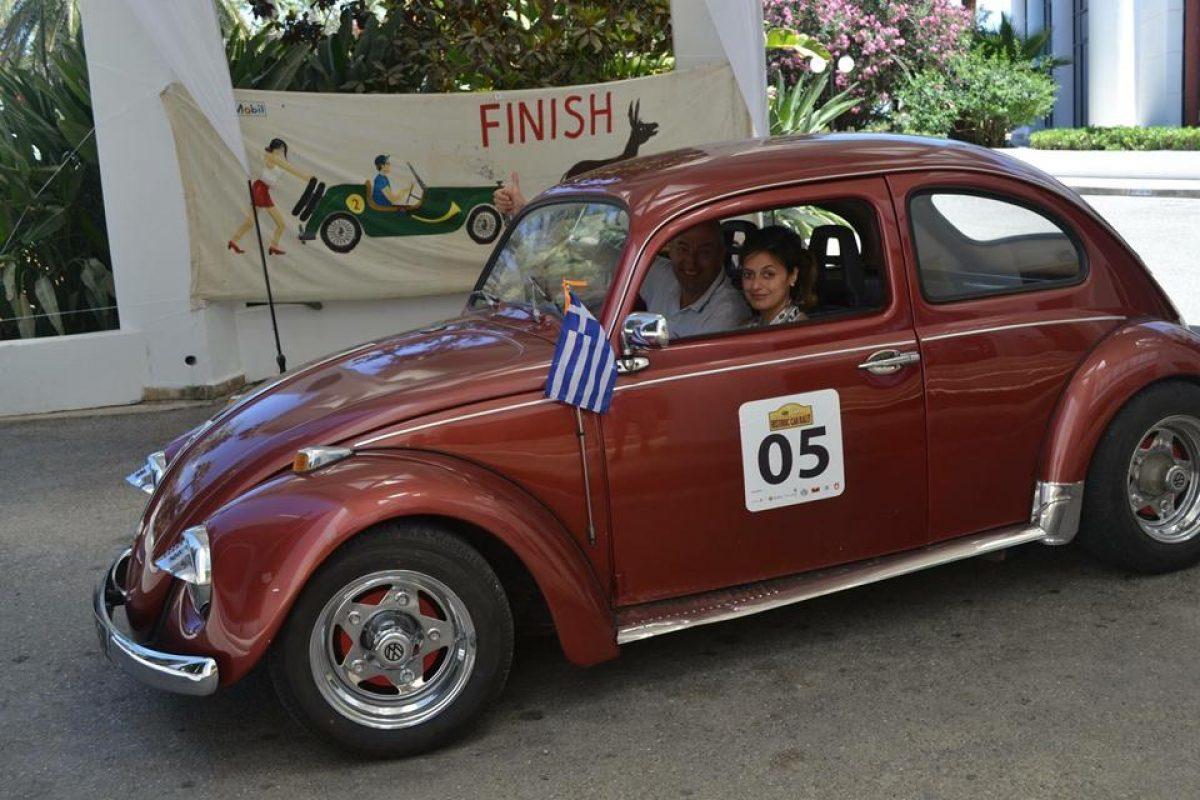 Διεθνές Ράλλυ Ιστορικού και Παλαιού Αυτοκινήτου Κύπρου | 27 & 28 Μαίου 2017