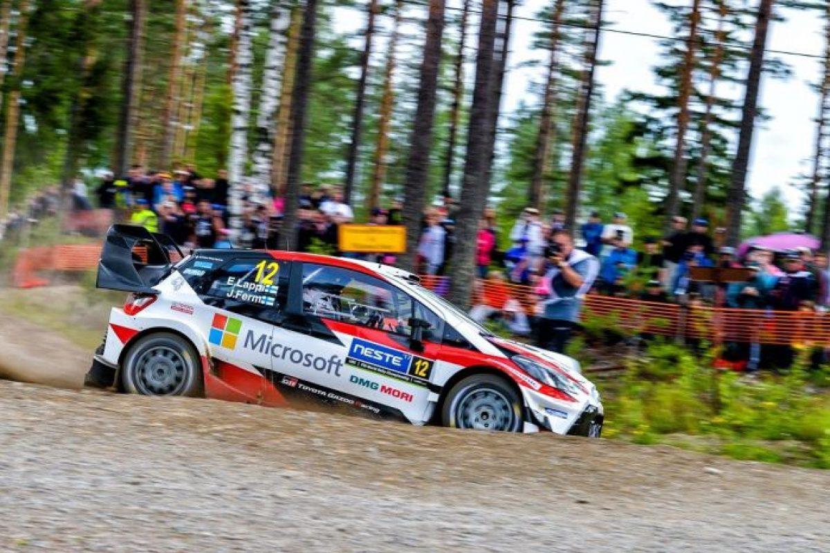 WRC Φινλανδίας: Το καλύτερο αποτέλεσμα για τον Λάπι