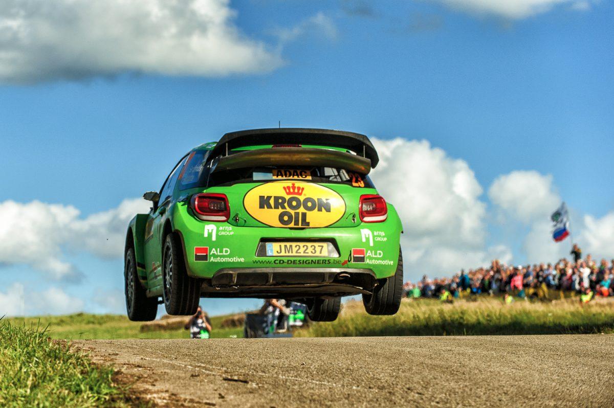 Παραμένει στη μάχη του τίτλου στο WRC Trophy o Ιορδάνης Σερδερίδης!