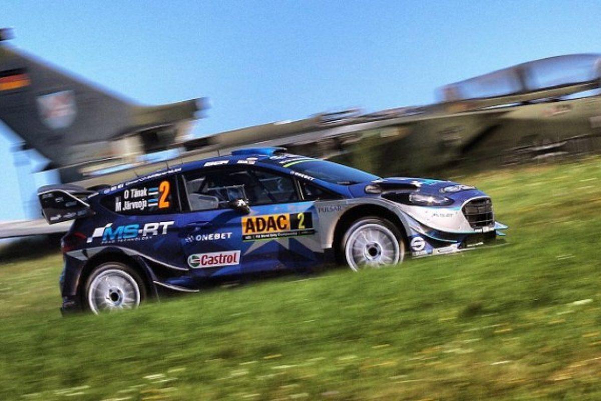 WRC: Νικητής ο Τάνακ στην Γερμανία