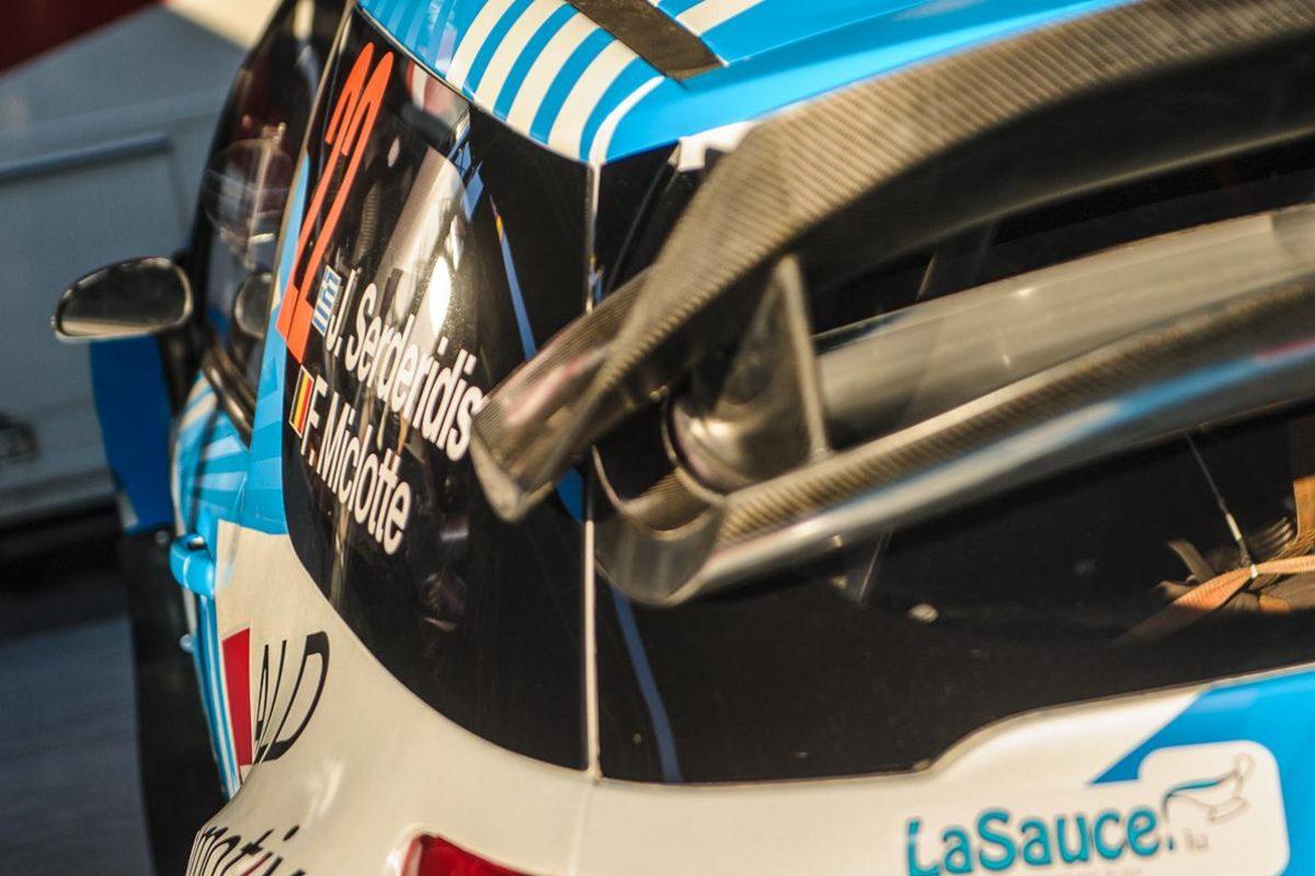 WRC Trophy: Ράλλυ Καταλωνίας | Μια θέση στο βάθρο για τον Σερδερίδη