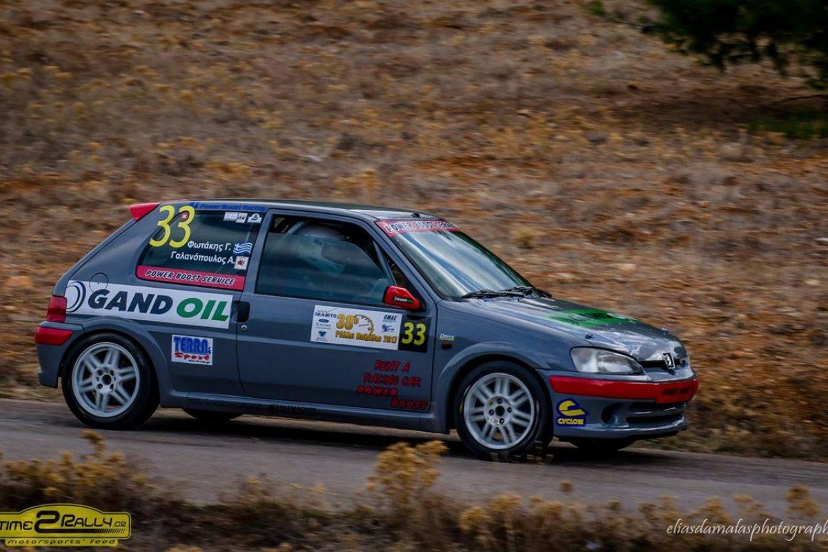 38ο Ράλλυ Παλάδιο | Racing Moments
