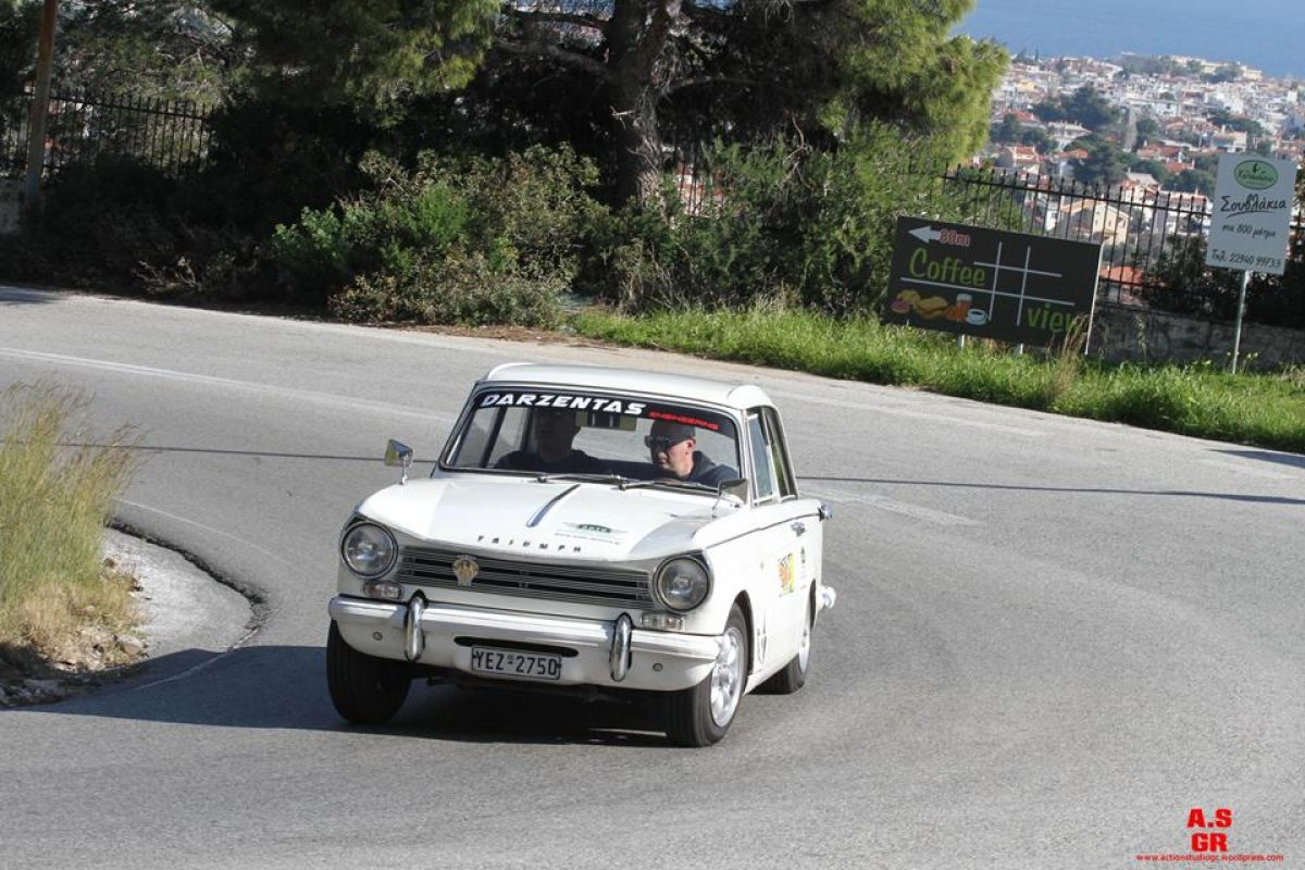"Historic Rally Regularity | ""Ανάβαση Διονύσου – Πεντέλης"": Classic Moments"