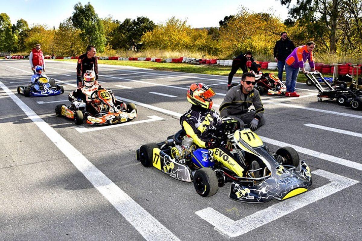 Το Πανελλήνιο Πρωτάθλημα Karting ξεκινά με 40 συμμετοχές
