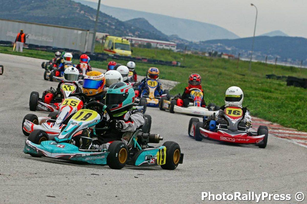 1ος γύρος Πανελληνίου Πρωταθλήματος Karting… με τον φακό του Photo Rally Press