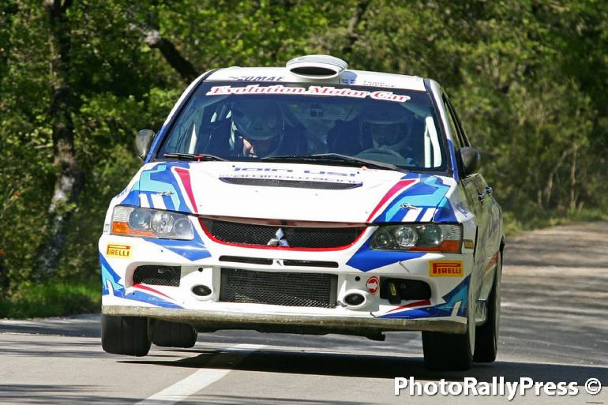 5ο Athens Rally Sprint Άγιος Μερκούριος | Αποτελέσματα