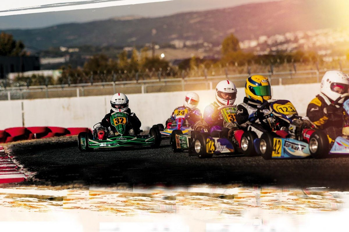 2ος γύρος Πανελληνίου Πρωταθλήματος Kart 2018 | Στο δρόμο για τη Θεσσαλονίκη