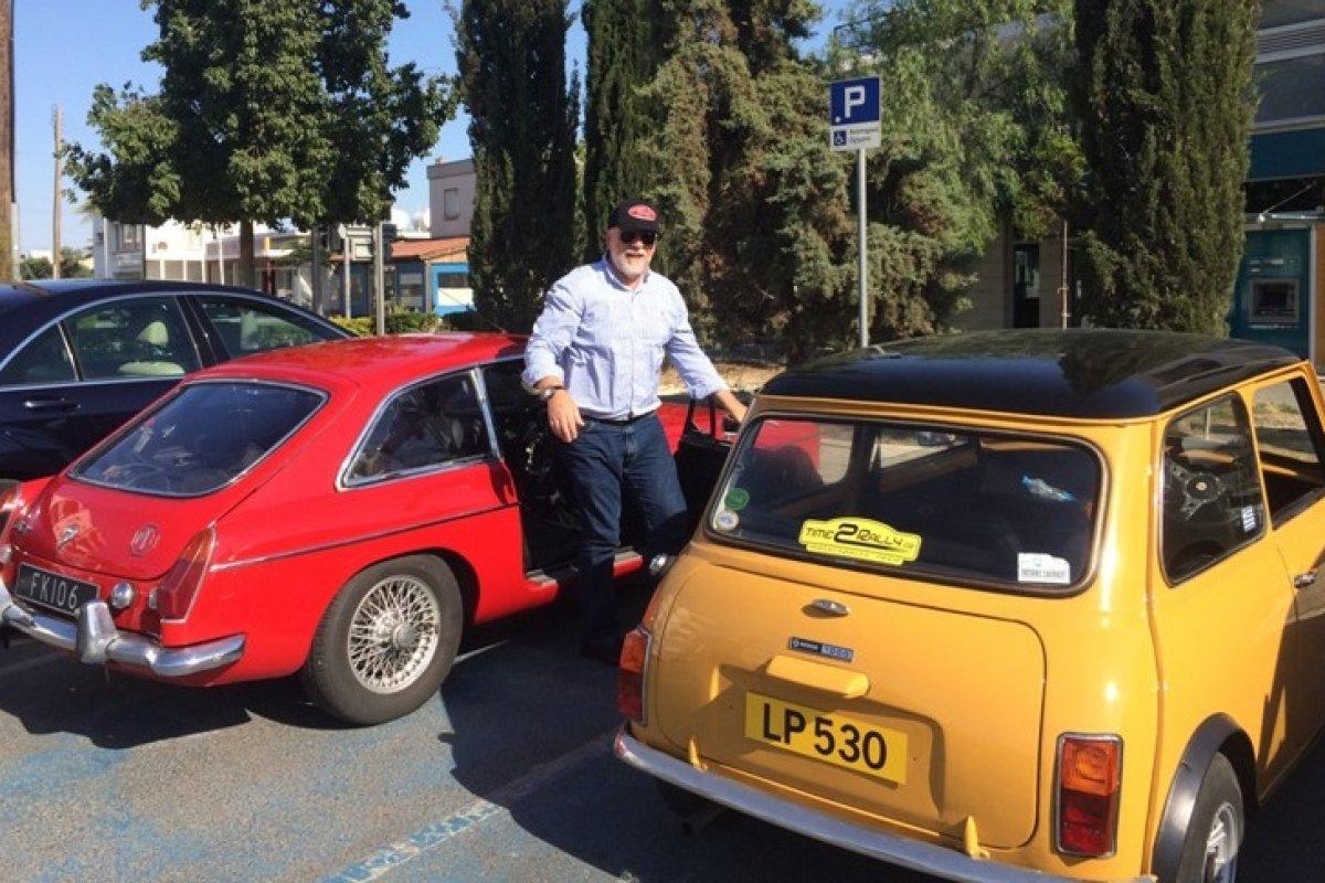 ΛΕΣΠΑ-ΦΙΠΑ Διεθνές Ράλι Ιστορικού Αυτοκινήτου 2018