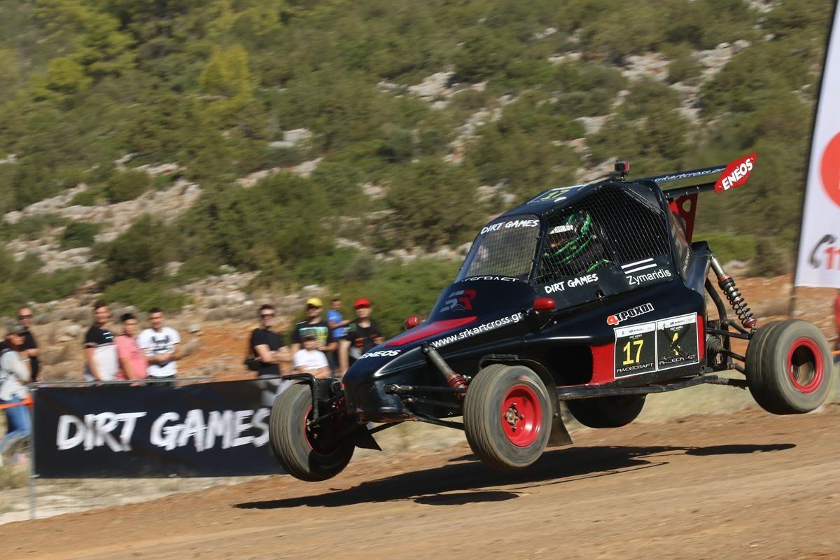 Το EKO RACING Dirt Games ξεκινάει στις 19-20 Μαΐου από τον Ιππόδρομο Αθηνών!