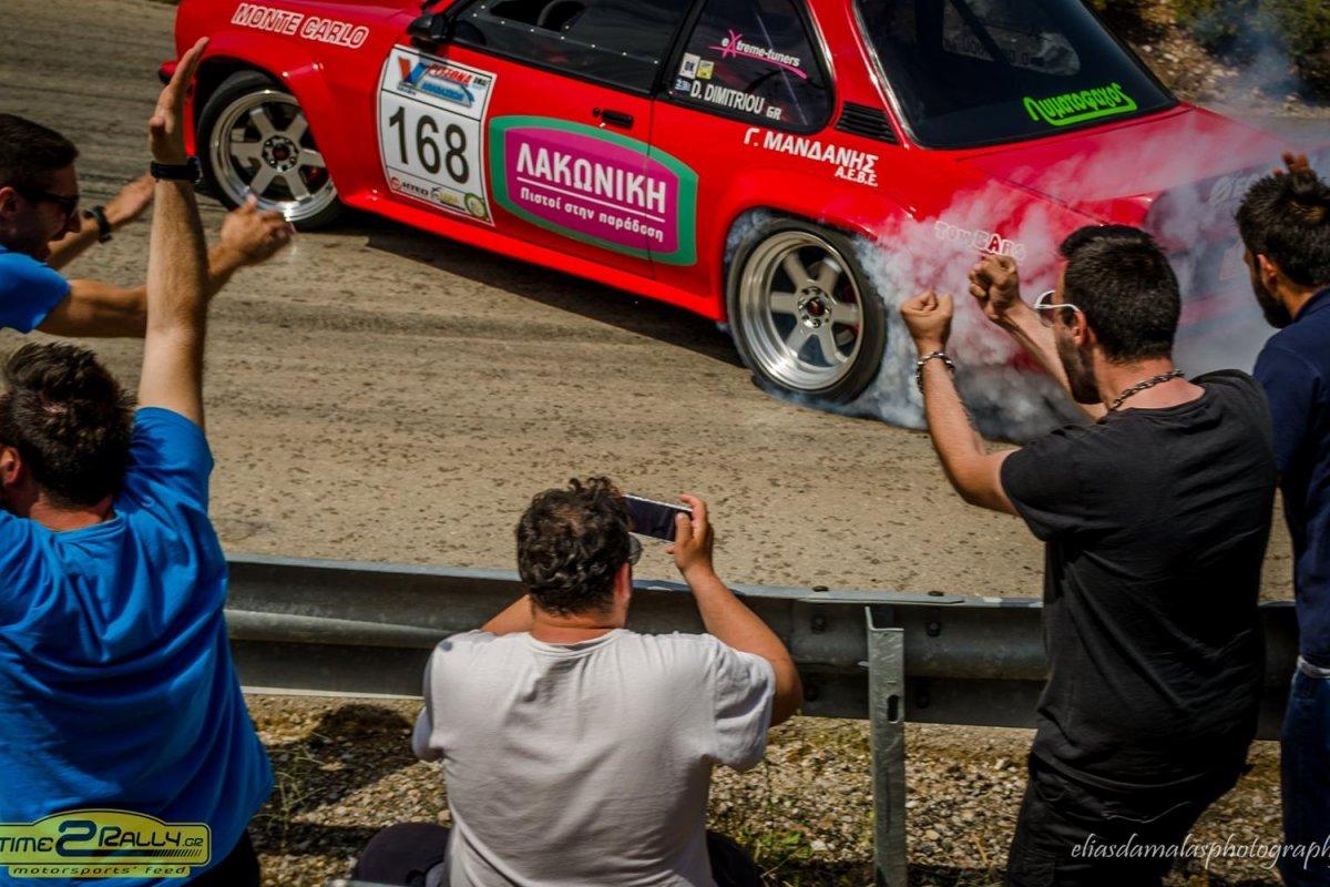 Ανάβαση Ριτσώνας 2018: Just Racing Moments