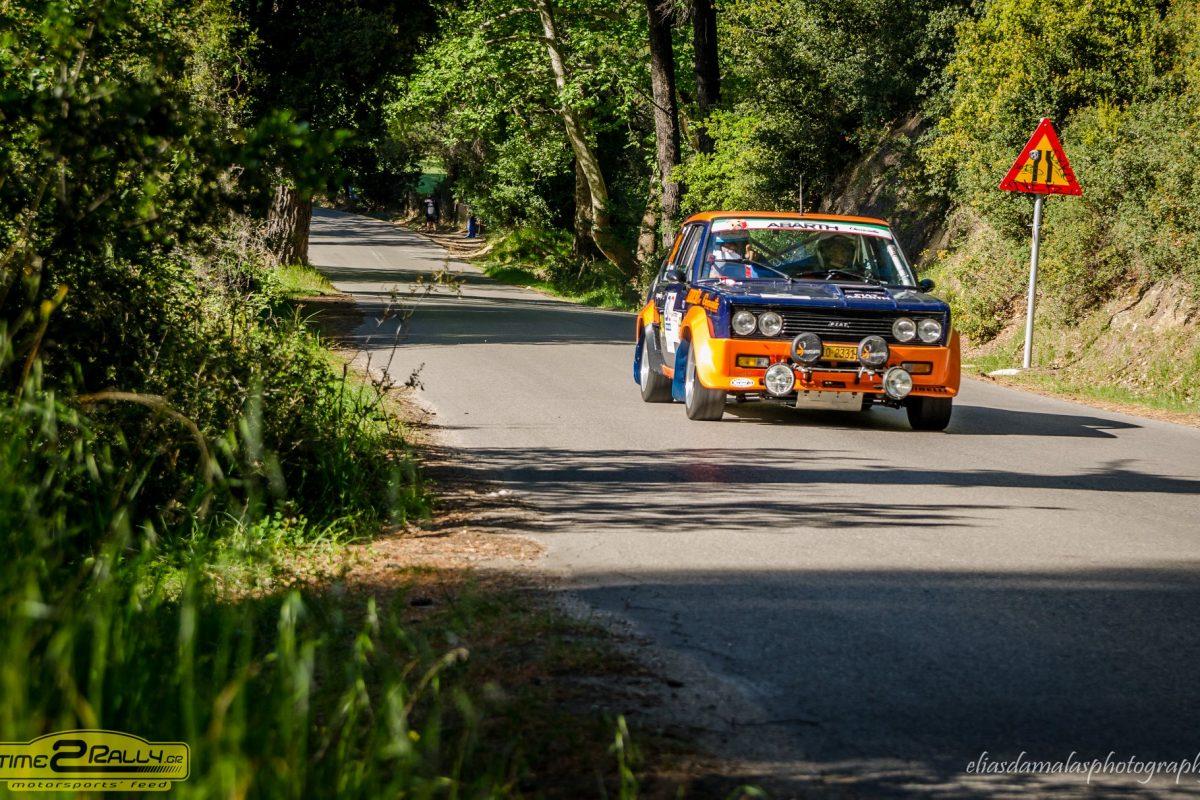 Racing Moments | Athens Rally Sprint 2018: ε.δ. Άγιος Μερκούριος