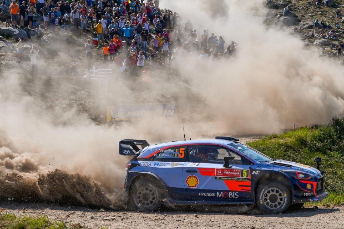 O NEUVILLE κέρδισε το Ράλλυ Πορτογαλίας στο WRC