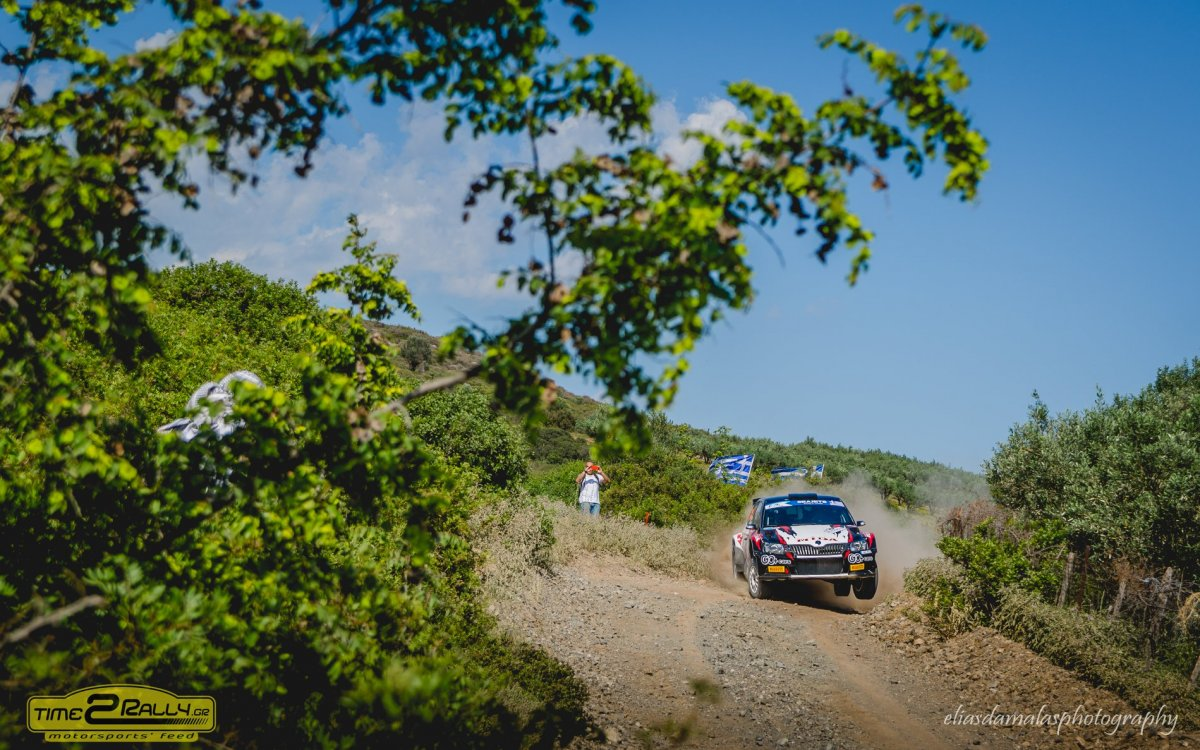 EKO Acropolis Rally 2018 Racing Moments