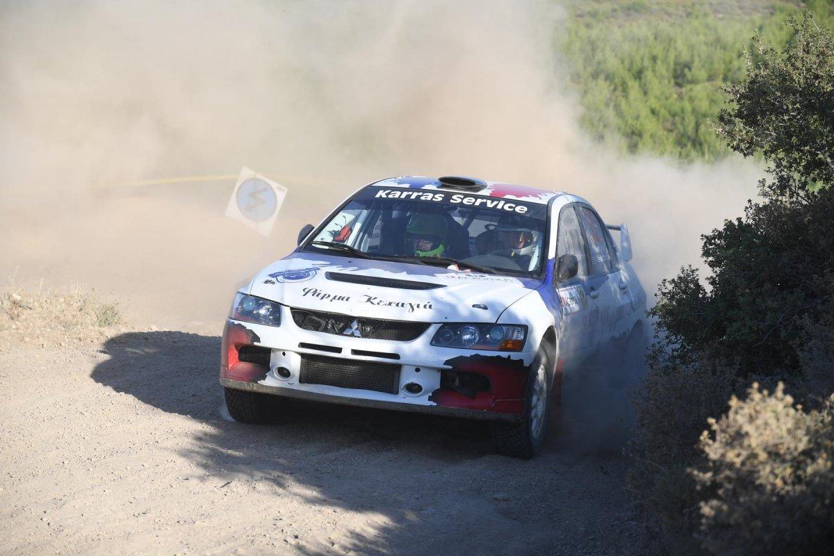 Αποτελέσματα Πανελλήνιο Πρωτάθλημα: Ο Κεχαγιάς στην κορυφή του Acropolis Rally