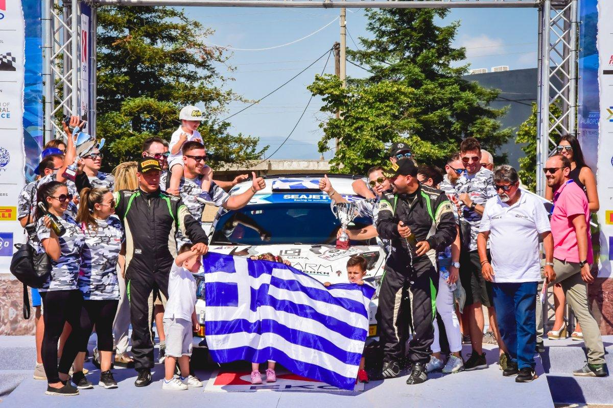 Acropolis Rally 2018 | Θέμης Χαλκιάς: Σε πρώτο πρόσωπο…