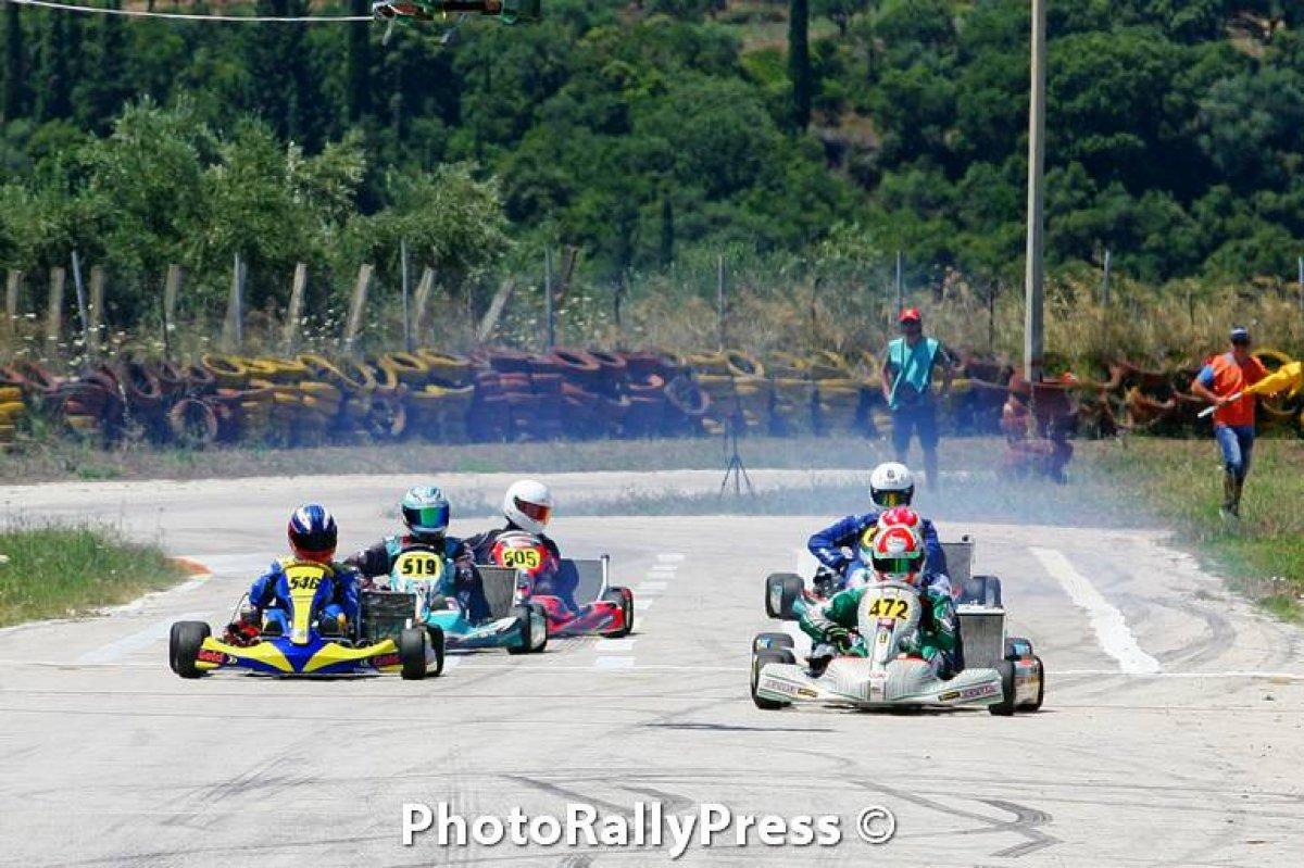 IAME Series Greece, 2ος Γύρος: Εντυπωσιακές μάχες στην Πάτρα