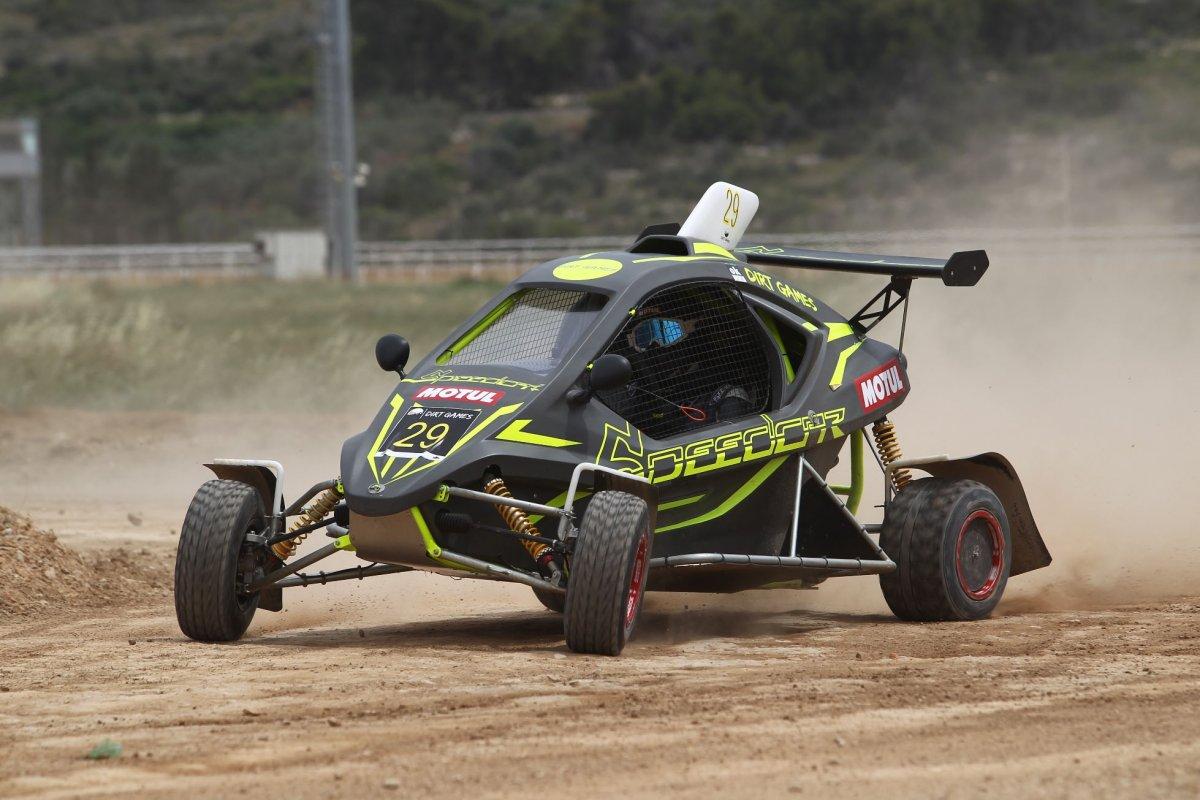 EKO Racing Dirt Games: Αναμονή Τέλος