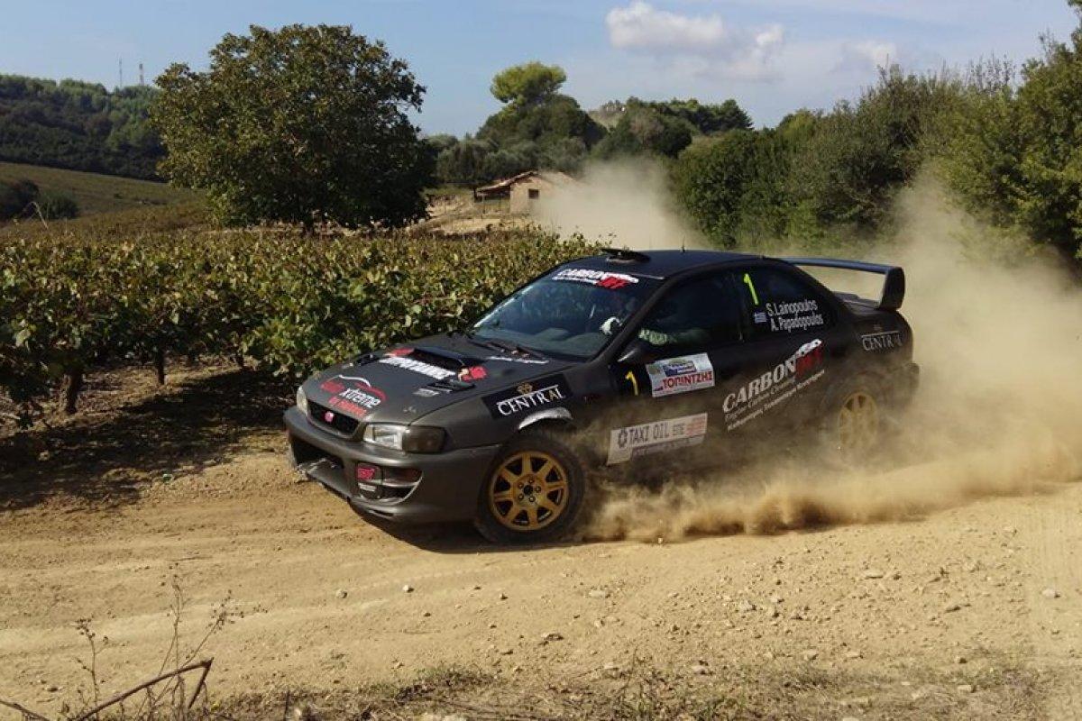 ΑΠΟΤΕΛΕΣΜΑΤΑ: 27ου Rally Sprint Αμαλιάδας με Λαϊνόπουλο- Παπαδόπουλο νικητές
