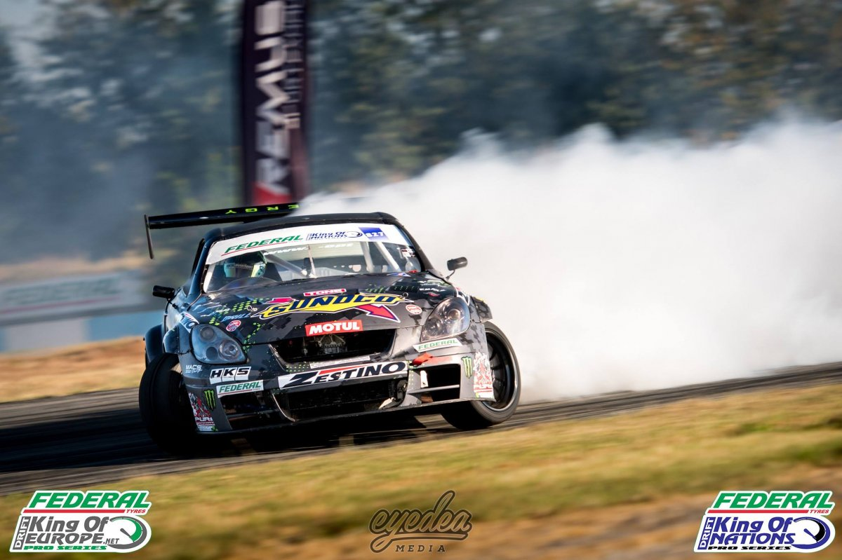 DRIFT King of Nations Pro Series ǀ King of Europe Pro Series