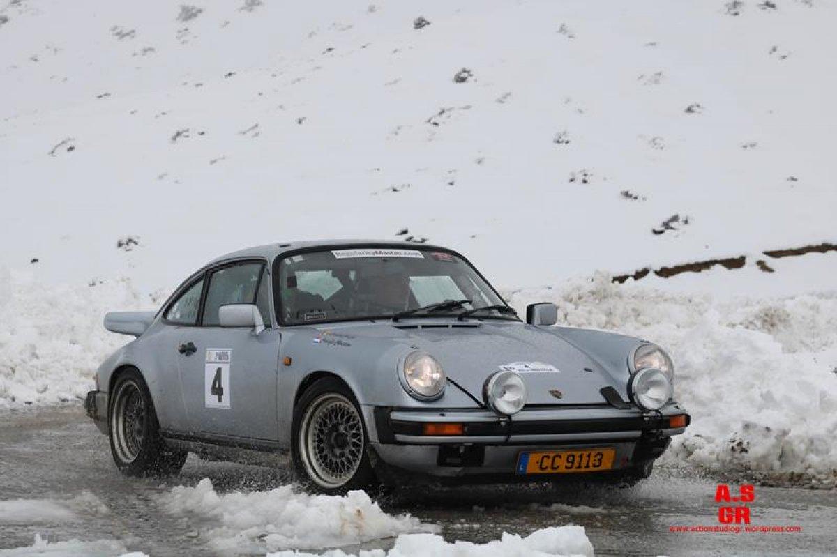 Regularity Rally Βοστίτσα  Αποτελέσματα  Βροχές-Χιόνια-Επιτυχίες