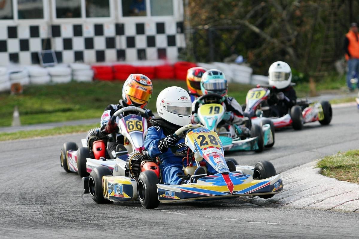 Π.Π. Karting 2018 | 3ος γύρος | Αποτελέσματα: Μάχες τίτλου στις Αφίδνες!