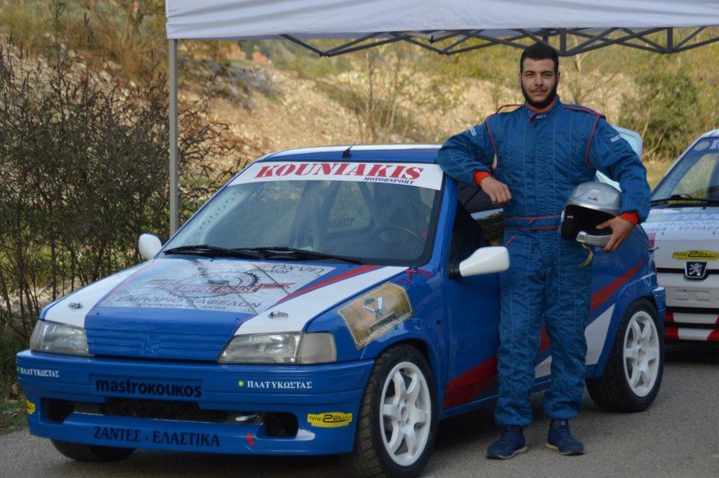 adam tsolakis kouniakis motorsports