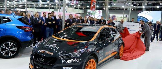 Η NISSAN Rally Team Χαλκιάς επιστρέφει με το Micra Proto