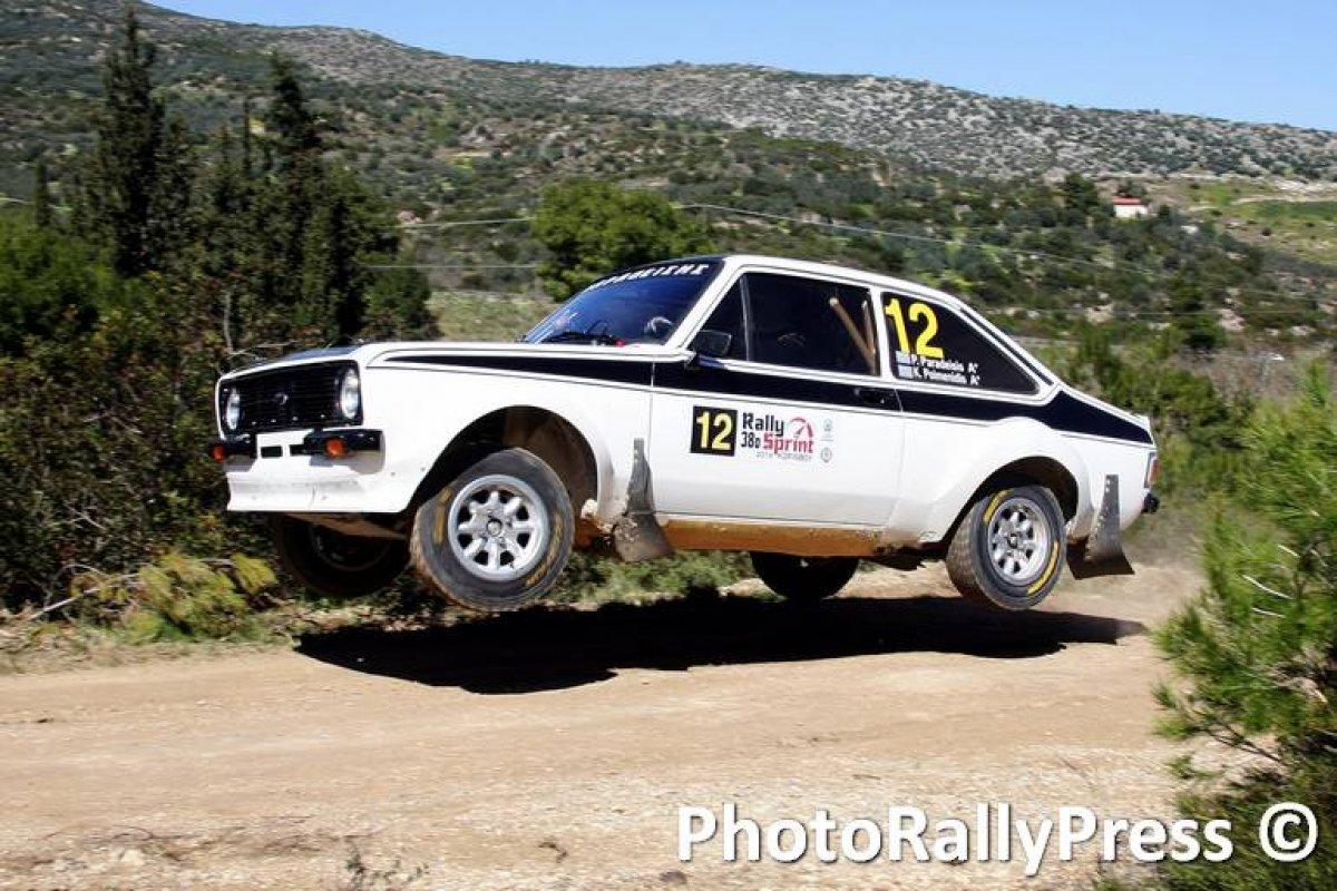 Το 38ο Rally Sprint Κορίνθου με τον φακό…