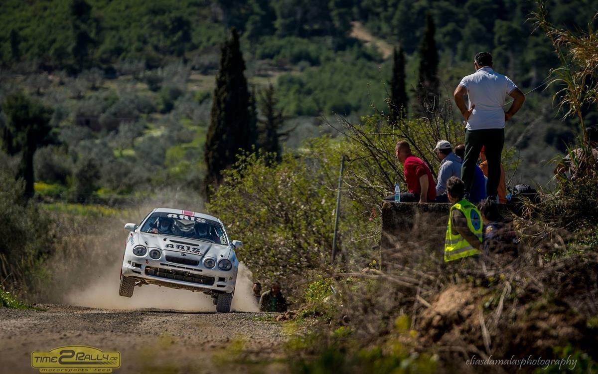 38ο Rally Sprint Κορίνθου: Just Racing Moments