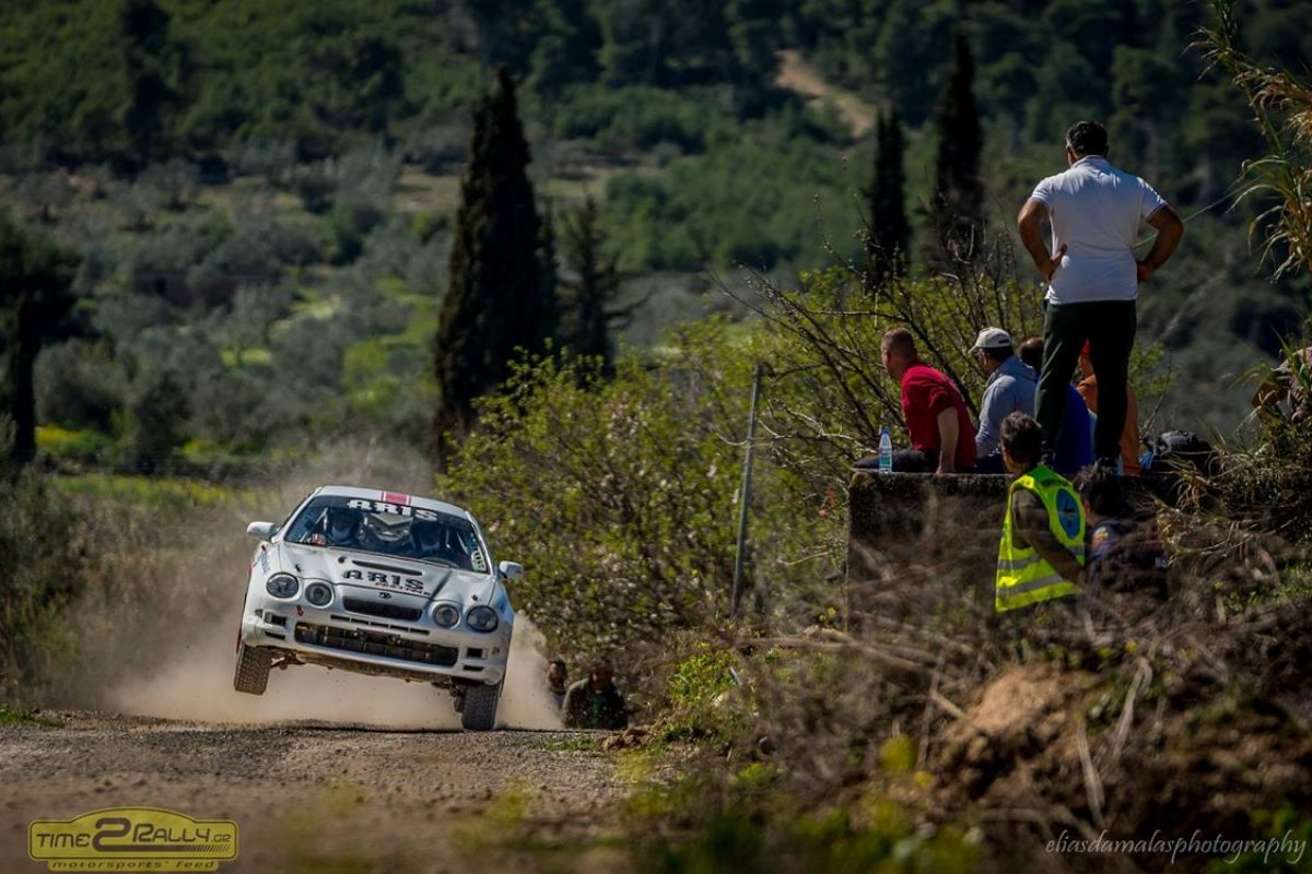 38ο Rally Sprint Κορίνθου: Just Racing Moments