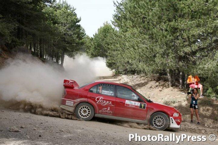 38ο Rally Sprint Κορίνθου: Με 40 Συμμετοχές!